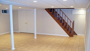 how to finish your basement in massillon canton wooster